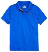 Under Armour Boys' Matchplay Polo Shirt - Sizes S-XL