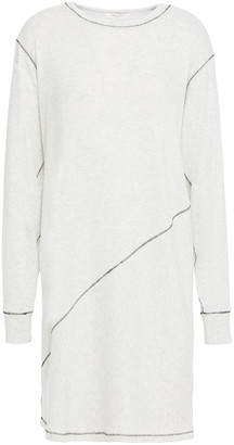 Rag & Bone Ribbed Jersey Mini Dress