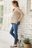 Next Womens Mid Blue Maternity Skinny Denim Jeans