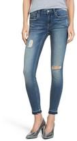 Vigoss Women's Jagger Release Hem Skinny Jeans