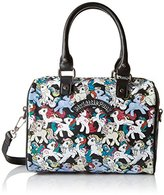 Loungefly My Little Pony Blk Retro Ponies Mini City Backpack