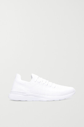 APL Athletic Propulsion Labs Techloom Breeze Mesh Sneakers - White