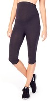 Women's Ingrid & Isabel Seamless Maternity Capri Leggings