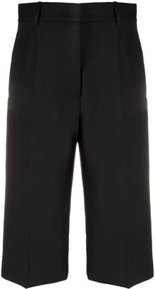 Victoria Beckham Tailored Knee-Length Shorts