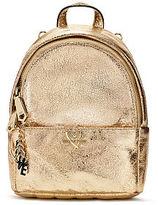 Victoria's Secret Victorias Secret Metallic Crackle Mini City Backpack