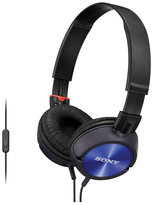 Sony Blue Android Stereo Headphones