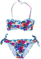 MC2 Saint Barth TEEN Emy bikini set