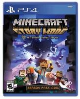 Sony Minecraft: Story Mode - Season Disc (PlayStation 4)
