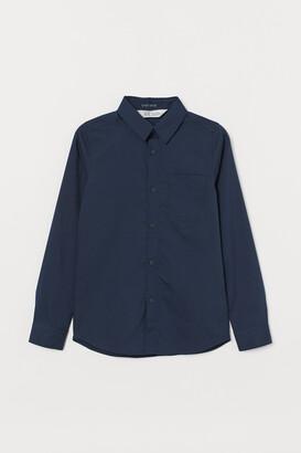 H&M Easy-iron Shirt