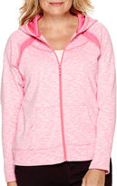 Made For Life Streaky Fleece Jacket - Petite