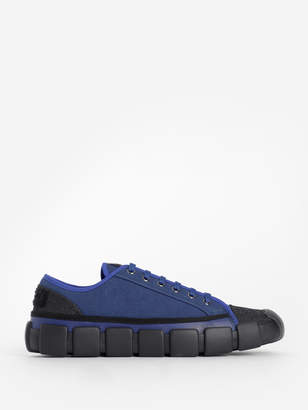 Moncler Genius MONCLER GENIUS PROJECT BY MEN'S MULTICOLOR BRADLEY SNEAKERS