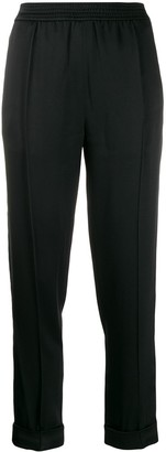 Haider Ackermann elasticated waist trousers