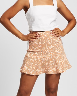 All About Eve Women's Mini skirts - Blair Flippy Skirt - Size One Size, 6 at The Iconic