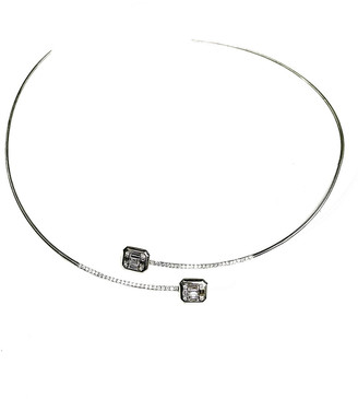 Arthur Marder Fine Jewelry 18K 0.78 Ct. Tw. Diamond Wire Necklace