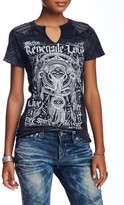 Affliction Renegade Love Tee