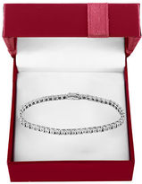 Effy Diamond and 14K White Gold Tennis Bracelet, 0.5 TCW