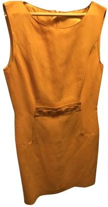 Byblos Yellow Linen Dress for Women