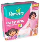 Pampers Easy Ups® 23-Count Size 3T-4T Trainers for Girls
