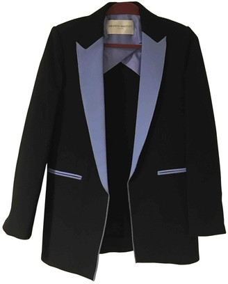 Amanda Wakeley Black Jacket for Women