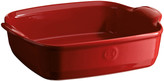 Emile Henry Ultime Square Baking Dish - Red