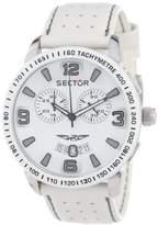 Sector Unisex R3271619001 Marine 400 Analog-Digital Stainless Steel Watch