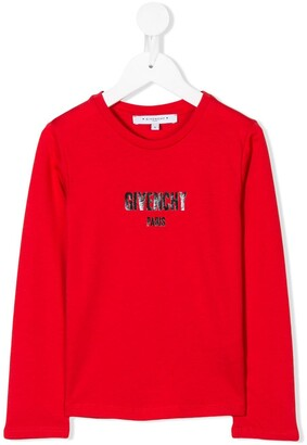 Givenchy Kids Logo Tee
