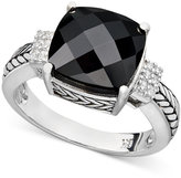Effy Balissima by Onyx (5-1/5 ct. t.w.) and Diamond Accent in Sterling Silver