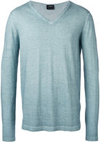 Jil Sander V-neck jumper