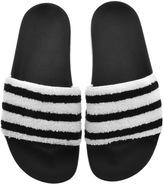 adidas Adilette Flip Flops Black