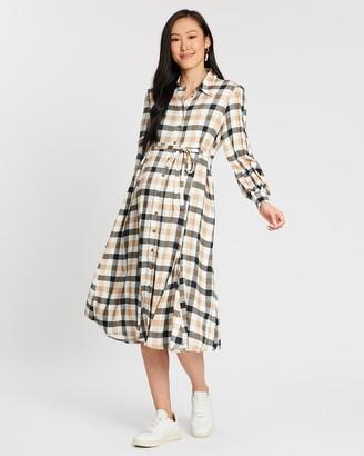 Isabella Oliver Maddison Maternity Dress