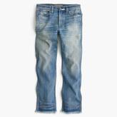 J.Crew Point Sur vintage straight-leg jean