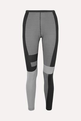 Nike Tech Pack 2.0 Striped Stretch Leggings - Dark gray