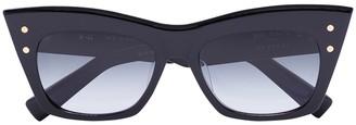 Balmain Eyewear B-II cat eye sunglasses