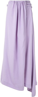 Olympiah Magnolia gathered skirt