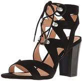 XOXO Women's Barnie Heeled Sandal