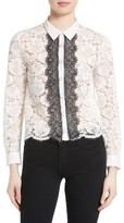 The Kooples Women's Lace Blouse