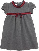 Gucci Cotton Sweatshirt Dress