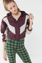 Urban Outfitters UO Mahoney Hooded Cropped Ski Jacket