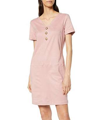 Esprit Women's 039ee1e003 Dress, (Old Pink 680), X-Large