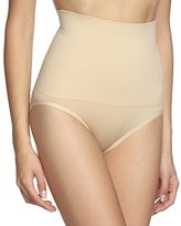 Maidenform Flexees Women's Shapewear Seamless Hi-Waist Brief