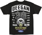 Metal Mulisha Men's Deegan-Pit 2 Graphic T-Shirt-S