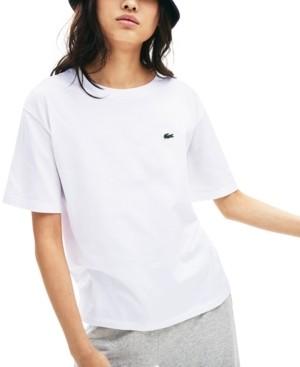 Lacoste Women's Cotton T-Shirt
