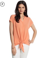 Chico's High-Low Cassandra Top