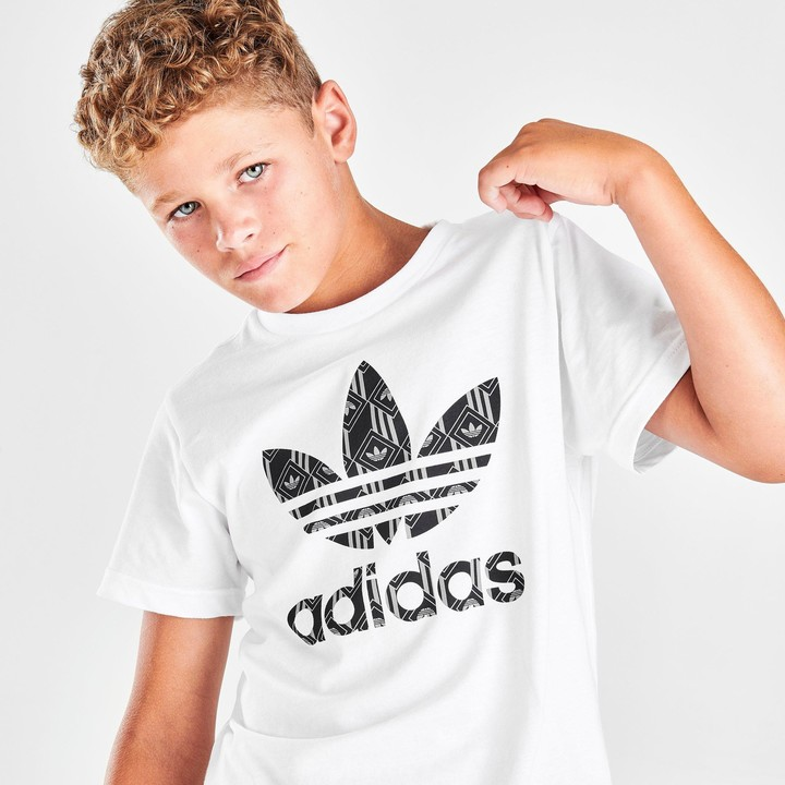 Kids Adidas T Shirts | Shop the world's