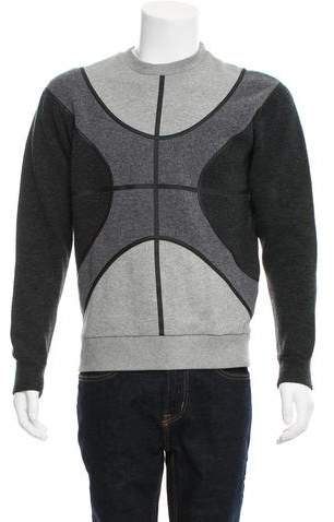 Givenchy Wool Basketball Sweatshirt