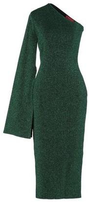 SOLACE London 3/4 length dress
