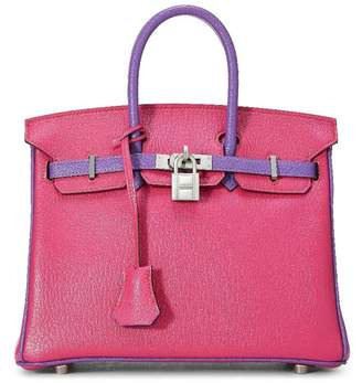 Hermes Limited Edition So Pink Chevre Birkin 25