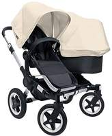 Bugaboo Donkey Complete Duo Stroller - Off White - Aluminum by