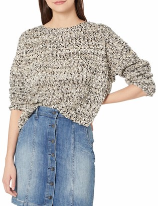 J.o.a. Women's Button Front Sweater Cardigan