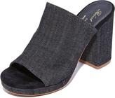 Robert Clergerie Block Heel Sandals